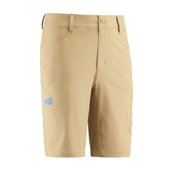 Millet WANAKA STRETCH - Short Homme honey mustard