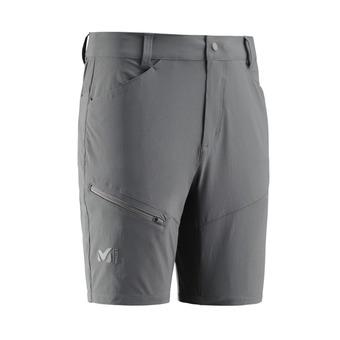 Shorts - Men's - TREKKER STRETCH castle grey