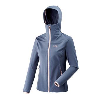 Jacket - Women's - TAHOE STRETCH flint