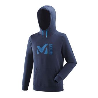 Sweat à capuche homme MILLET ink/electric blue