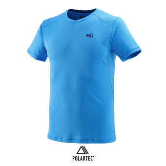 Maillot MC homme ROC BASE electric blue
