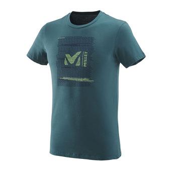 Millet RISE UP - Camiseta hombre emerald