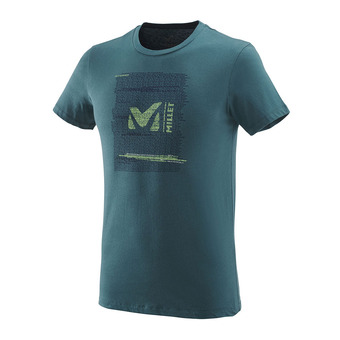 Tee-shirt MC homme RISE UP emerald
