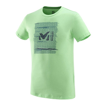 Millet RISE UP - Camiseta hombre flash green