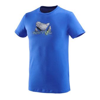 Millet BOULDER DREAM - T-Shirt - Men's - dark sky