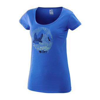 Millet ISATIS - Tee-shirt Femme dark sky