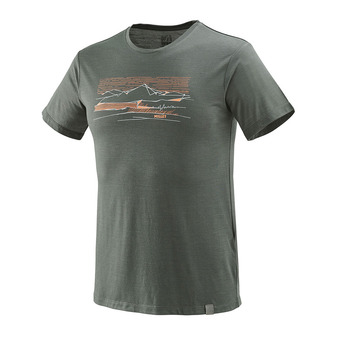 Millet SEVAN WOOL - T-shirt Uomo castle gray