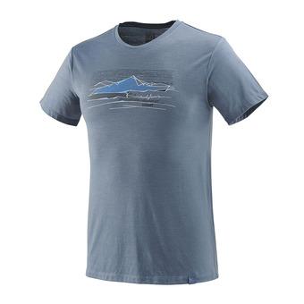 Millet SEVAN WOOL - Camiseta hombre flint