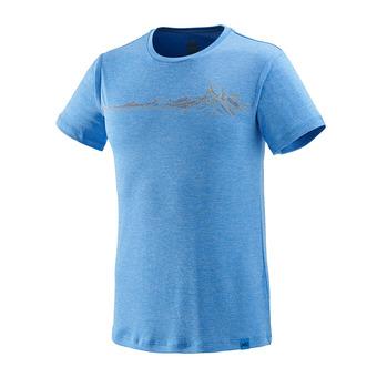 Millet BOREN - Camiseta hombre electric blue