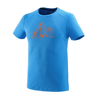 Millet ALPI SUMMIT - Maillot Homme electric blue