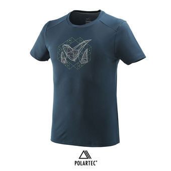 Maillot MC homme LOGO 2 orion blue