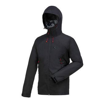 Veste à capuche homme FITZ ROY 2.5L black