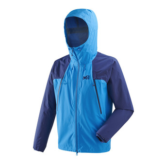 Veste à capuche homme K ABSOLUTE 2.5L electric blue/blue depths
