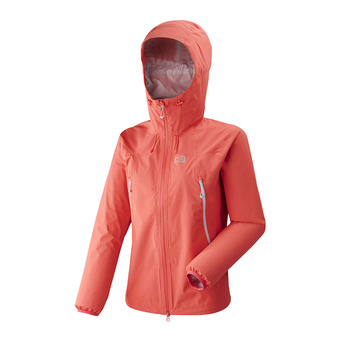 Millet K ABSOLUTE - Chaqueta mujer dark coral
