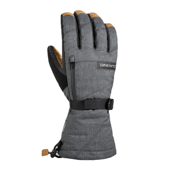 Dakine LEATHER TITAN GTX - 2 in 1 Gloves - Men's - carbon