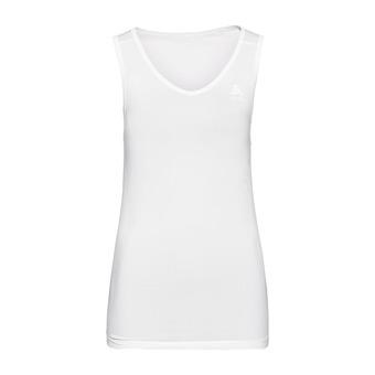 Sous-couche sans manches femme PERFORMANCE X LIGHT white