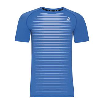 Odlo CERAMICOOL PRO - Camiseta térmica hombre nebulas blue