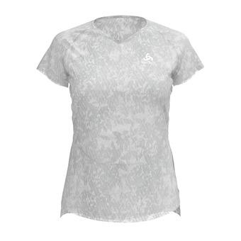 Odlo CERAMICOOL BLACKCOMB - Camiseta mujer white