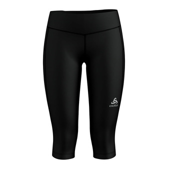 Odlo SMOOTH SOFT - Collant 3/4 Femme black