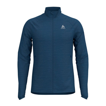 Odlo STEAM - Sweatshirt - Men's - ensign blue marl