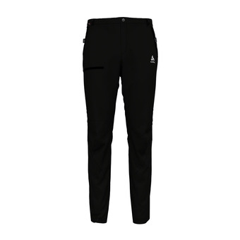 Odlo SAIKAI COOL PRO - Pants - Men's - black/steel grey