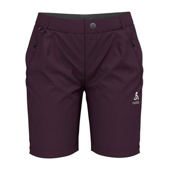 Odlo KOYA COOL PRO - Bermuda Shorts - Women's - plum perfect