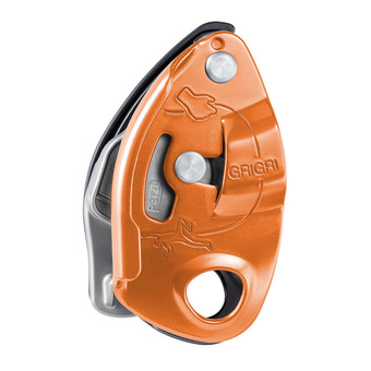 Petzl GRIGRI - Système d'assurage orange