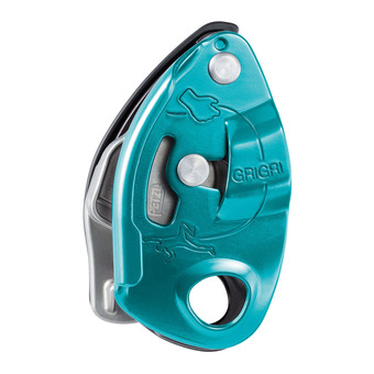 Assureur avec freinage assisté GRIGRI turquoise