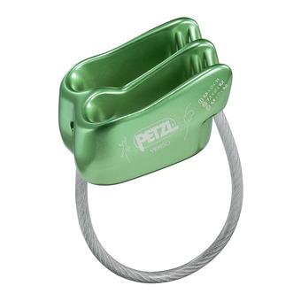 Petzl VERSO - Système d'assurage vert