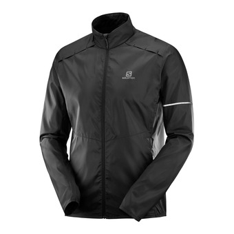 Salomon AGILE WIND - Veste Homme black