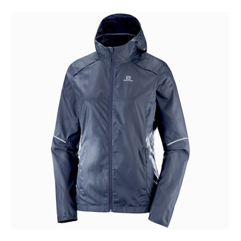 Salomon AGILE - Jacket - Women's - graphite