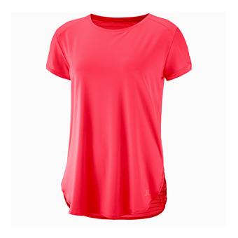 T Shirt COMET BREEZE TEE W Hibiscus Femme Hibiscus