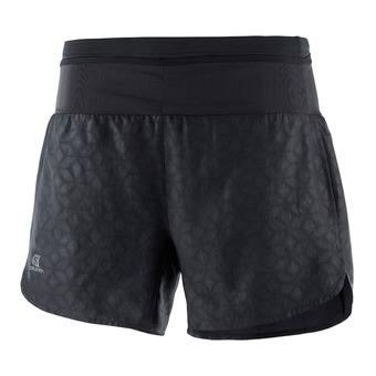 2 in 1 Shorts - Women's - XA black