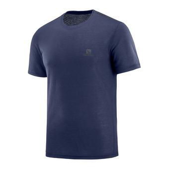 Salomon EXPLORE - Camiseta hombre night sky