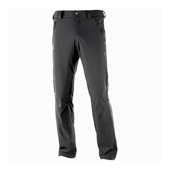 Salomon WAYFARER STRAIGHT - Pantalon Homme black