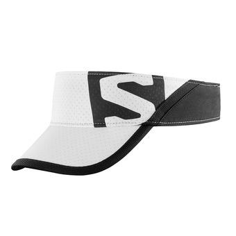 Salomon XA - Visière white/black