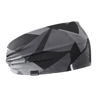 Salomon LIGHT - Bandeau black/quiet shad