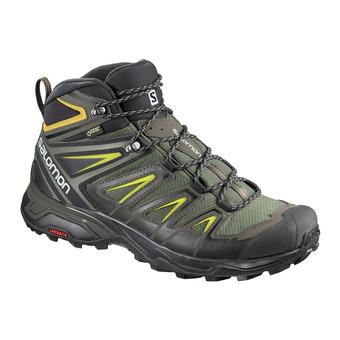 Hiking Shoes - Men's - X ULTRA 3 MID GTX® castor gra/bk