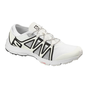 Salomon CROSSAMPHIBIAN SWIFT 2 - Chaussures d'eau Homme white/wh/bk