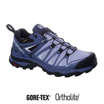 Salomon X ULTRA 3 GTX - Chaussures randonnée Femme languid la/crown
