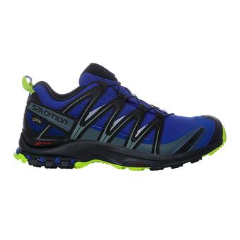 Salomon XA PRO 3D GTX - Zapatillas de trail hombre maz blue/bk/lime gre