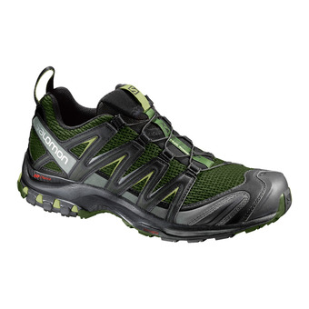 Salomon XA PRO 3D - Trail Shoes - Men's - chive/black/beluga
