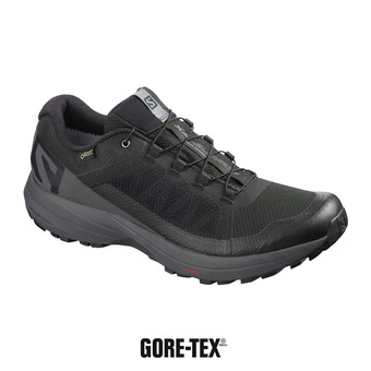 Salomon XA ELEVATE GTX - Zapatillas de trail hombre black/ebony/black
