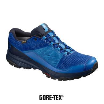 Zapatillas de trail hombre XA DISCOVERY GTX® sky diver/navy bl