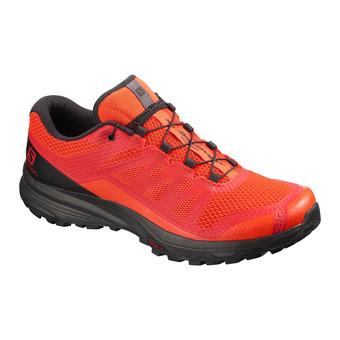 Salomon XA DISCOVERY - Chaussures trail Homme tomato/bk/bk