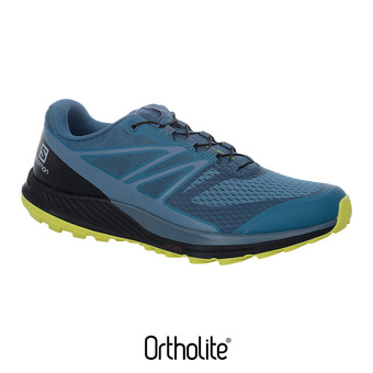 Salomon SENSE ESCAPE 2 - Zapatillas de trail hombre mallard bl/blueston