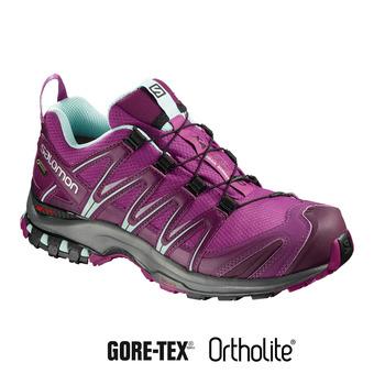Zapatillas de trail mujer XA PRO 3D GTX® hollyhock/darkpurp