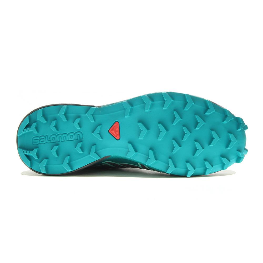 Salomon Schuhe NYTRO GTX® W BKCLDTEAL L39184400