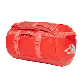 The North Face BASE CAMP 31L - Bolsa de viaje juicy red/spiced coral