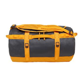 Bolsa de viaje 50L BASE CAMP S asphalt gr/zinnia orange